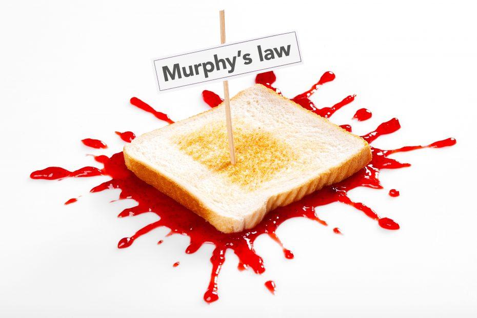 Murphy's law - warum das Leben gemein ist
