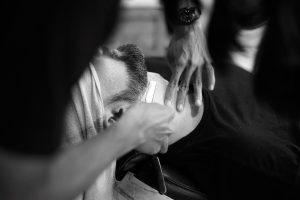 Haarwuchs nach der Rasur